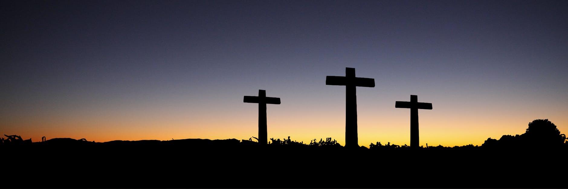 Altijd maar dat kruis