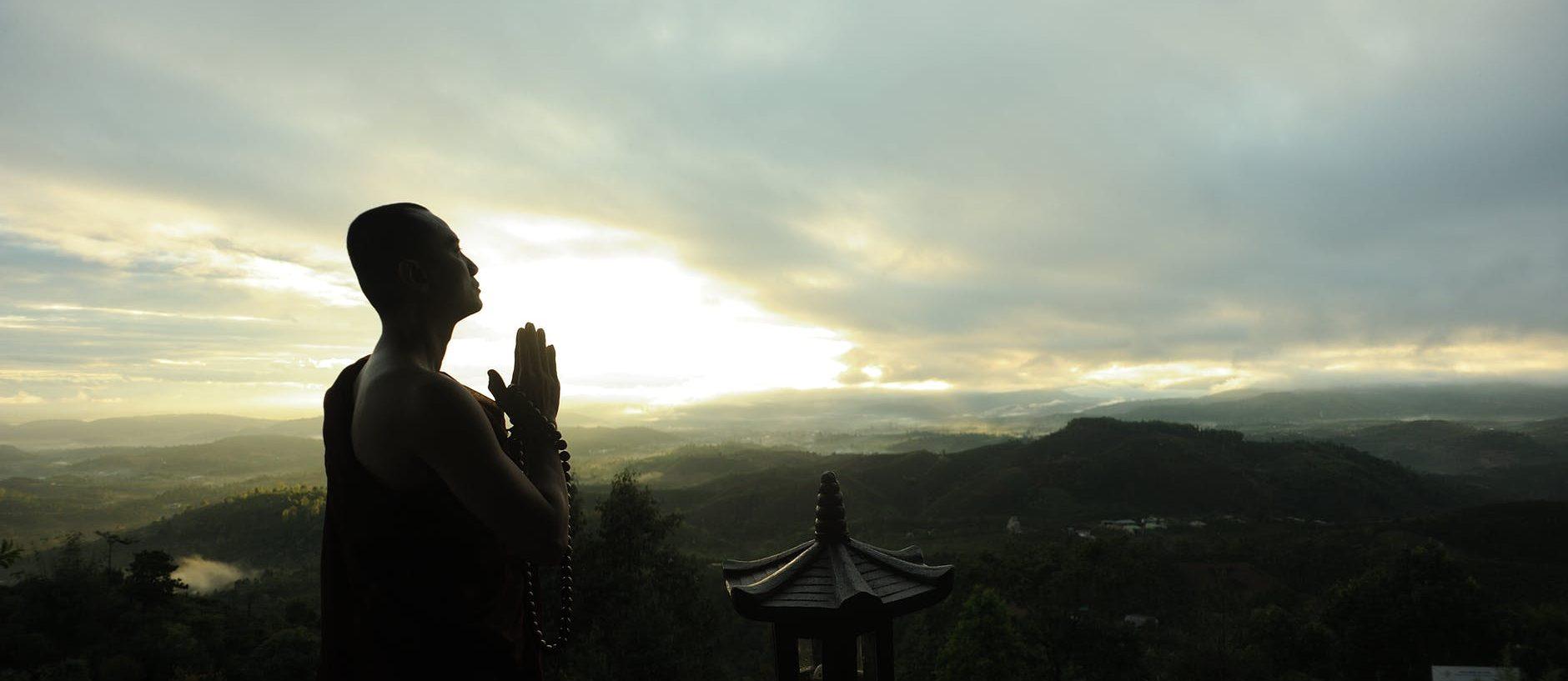 Bidstond 'Leer ons bidden'